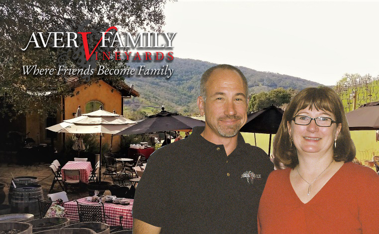 A Night With Aver Family Vineyards