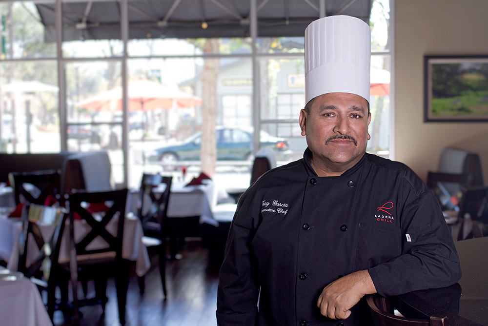 Meet our Executive Chef Tony Garcia